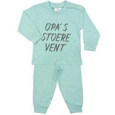 FUN2WEAR Fun2Wear jongens opa's stoere vent pyjama yucca