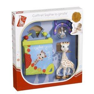 KLEINE GIRAF KLEINE GIRAF sophie de giraf geboorteset geschenkdoos