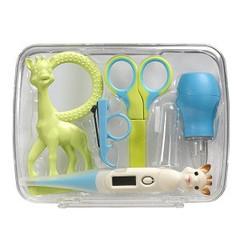 KLEINE GIRAF sophie de giraf verzorgingskoffer 0m+