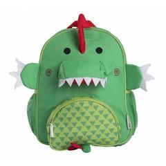 KLEINE GIRAF jongens zoocchini kinderrugzak devin the dinosaur 3+ green