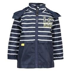 LCEE kidswear jongens windjas blue navy