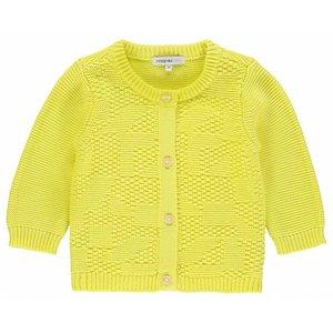 NOPPIES unisex vest canary yellow paramus