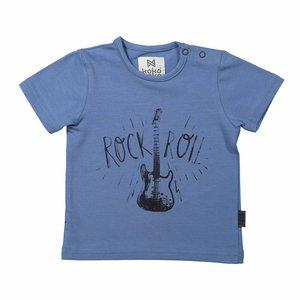 KOKO NOKO jongens t-shirt denim blue