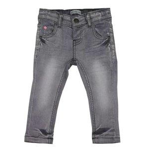 KOKO NOKO meisjes jeans grey denim