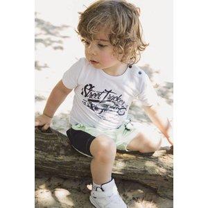 KOKO NOKO jongens t-shirt white