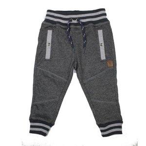 KOKO NOKO jongens joggingbroek dark grey melange