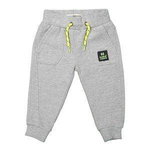 KOKO NOKO jongens joggingbroek grey melee