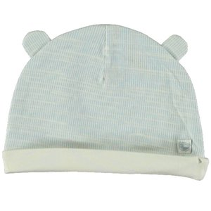 MOODSTREET meisjes muts with ears light blue