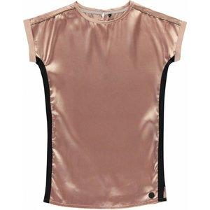 LEVV meisjes jurk old pink berdina