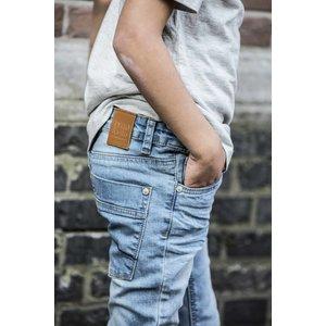 TYGO & VITO jongens jeans slim fit l.used