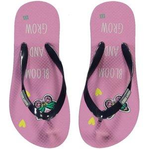 Quapi meisjes slippers fresh pink saavi