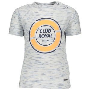 LCEE kidswear jongens t-shirt ultra marine