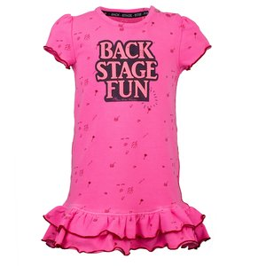 BORN TO BE FAMOUS meisjes jurk pink