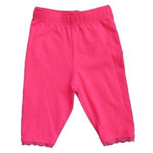 KNOT SO BAD meisjes legging neon pink