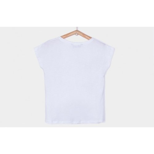 TIFFOSI Tiffosi meisjes t-shirt white gaby