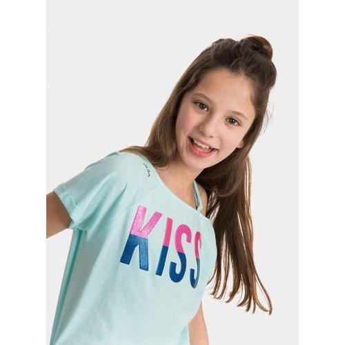 TIFFOSI Tiffosi meisjes t-shirt blue alexa