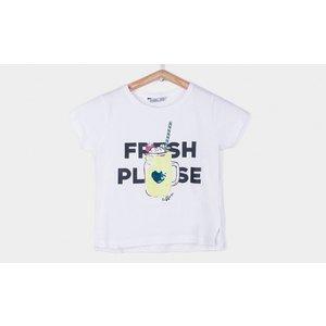 TIFFOSI Tiffosi meisjes t-shirt white fruity