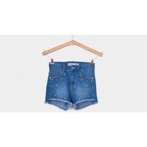 TIFFOSI meisjes korte broek blue ariana