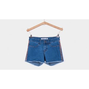 TIFFOSI meisjes korte broek blue chloe