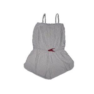 LEMON BERET meisjes jumpsuit optical white