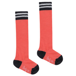 LITTLE MISS JULIETTE meisjes sokken coral