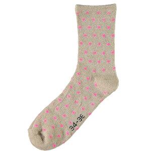 NAME IT meisjes sokken strawberry cream aop dots