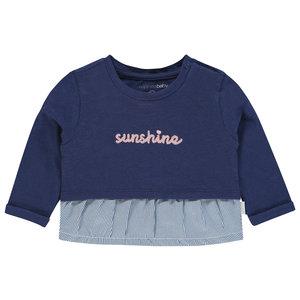 NOPPIES meisjes t-shirt patriot blue