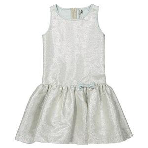 RUMBL meisjes jurk silver