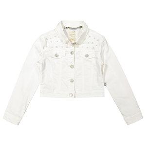 RUMBL meisjes vest white