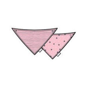 B.E.S.S. meisjes slab pink hearts nos