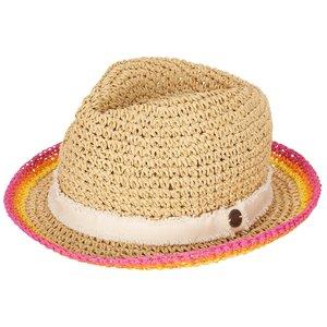 LE BIG meisjes hoed pearled ivory neve