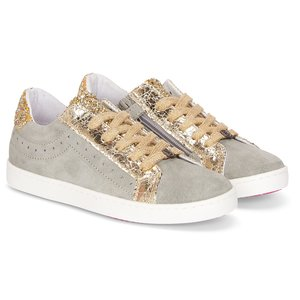 LE BIG meisjes sneaker powder grey kix