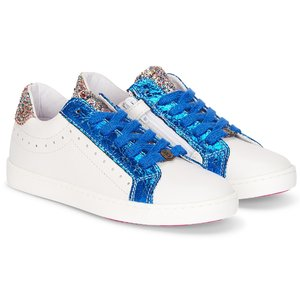 LE BIG meisjes sneaker bright white kix