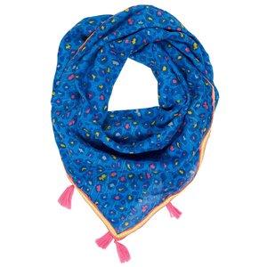 LE BIG meisjes sjaal blue hyacint nolita
