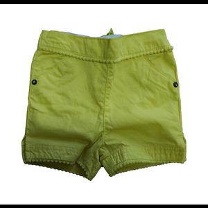 LEMON BERET meisjes korte broek blazing yellow