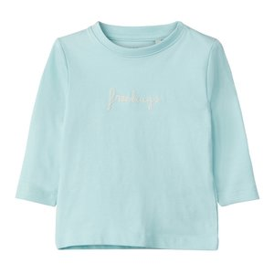 NAME IT unisex longsleeve noos canal blue
