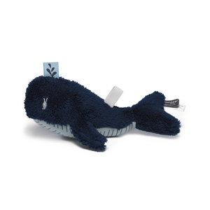 SNOOZEBABY jongens wally whale midnight blue