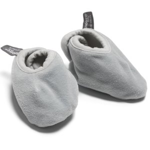 SNOOZEBABY unisex booties grey velours