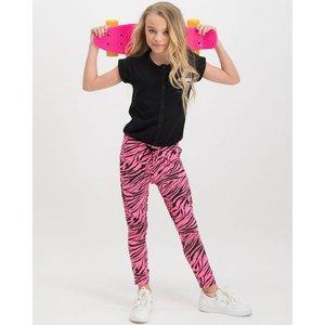 VINGINO meisjes jumpsuit neon pink parveen