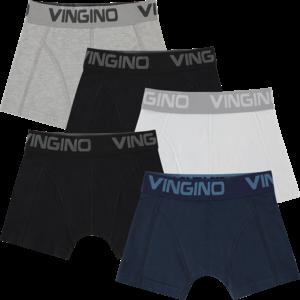 VINGINO jongens 5-pack onderbroeken multicolor nos