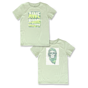 LEMON BERET jongens t-shirt mint as swatch