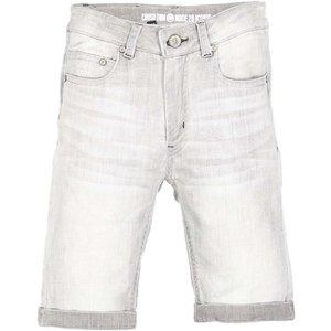 CRUSH DENIM jongens korte broek grey deale