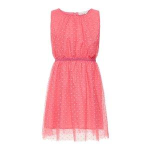 NAME IT meisjes jurk camellia rose