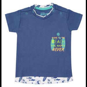 4PRESIDENT jongens t-shirt moonlight blue ezra