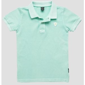 REPLAY jongens polo mint