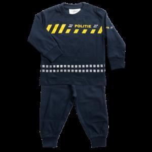 FUN2WEAR jongens politie pyjama marineblauw