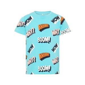 NAME IT jongens t-shirt bachelor button