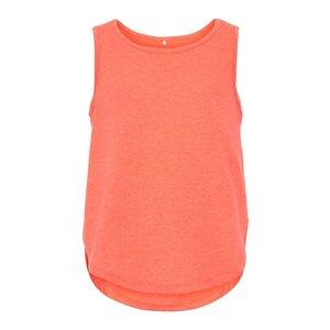 NAME IT meisjes hemd fiery coral