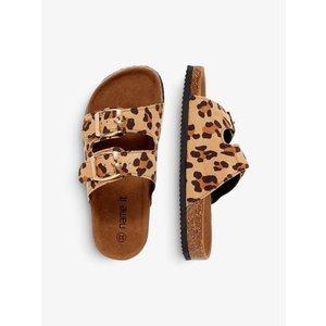 NAME IT meisjes sandalen brown sugar