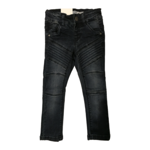 NAME IT meisjes broek dark blue denim nos